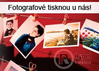 Tisk fotografií Olomouc
