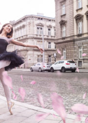 foto balet Olomouc