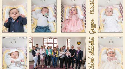 Vítání občánků Grygov 2018