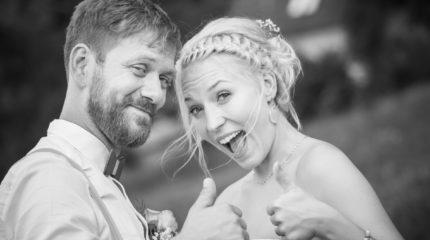 Kačka a Dalibor – svatba v Teplicích nad Bečvou