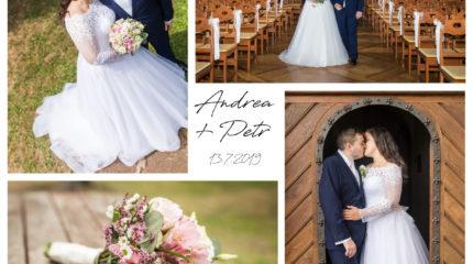 Svatba na Bouzově – Andrea a Petr