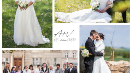 Svatba v Prostějově